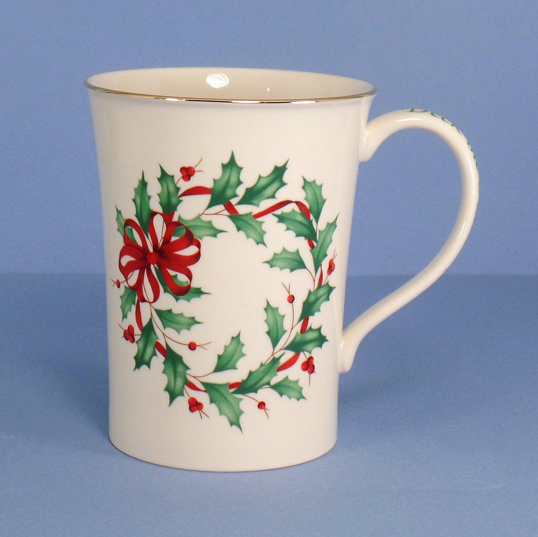 Lenox Holiday (Dimension) Accent Mug (Deck The Halls)