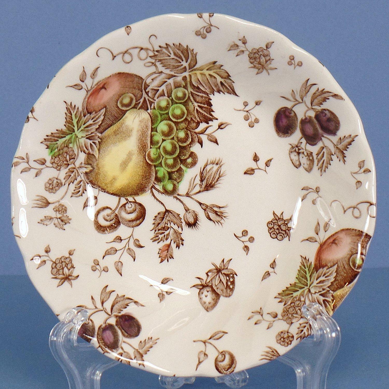 Johnson Brothers Autumn's Delight Fruit/Dessert (Sauce) Bowl