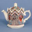 Sadler Teapot & Lid Elizabeth I - Queen Of England - No Box