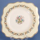 Wedgwood Sandringham Blue Square Luncheon Plate