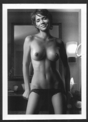 Halle berry nude naked