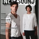 CHILDISH GAMBINO JON BELLION TURTLE GIANT KING & COUNTRY NEW SOUND MAG.SPRING 2013