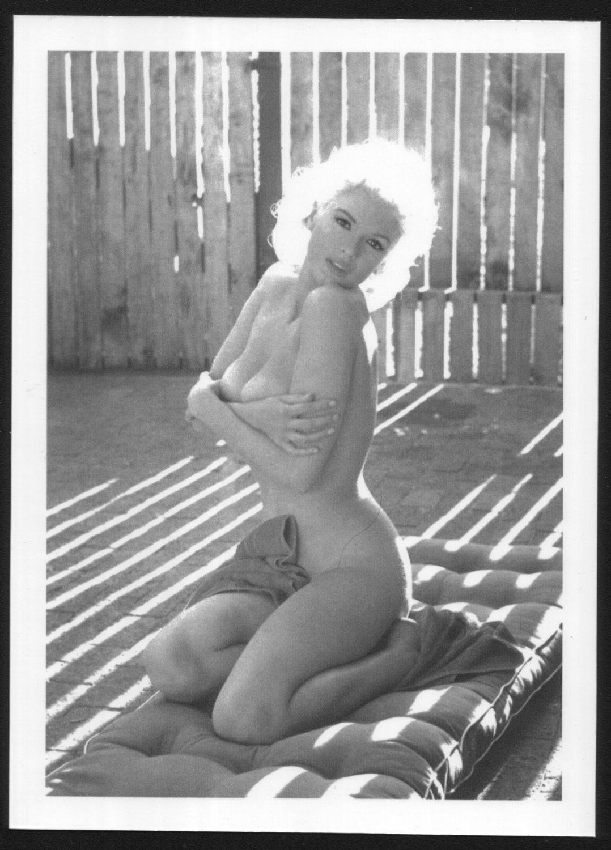 Nude Photos Of Jayne Mansfield