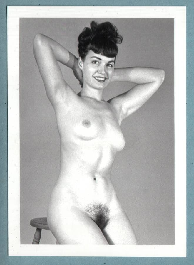Old picture stars nude