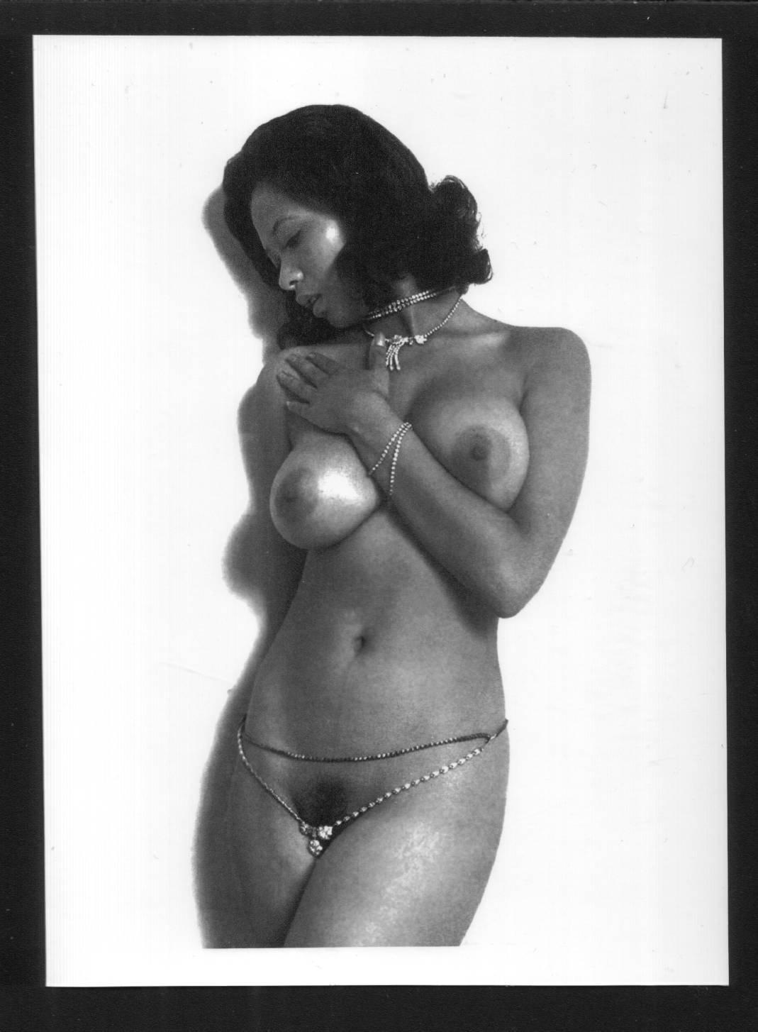 Desiree West Nude