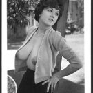 JULIE WILLS/WILLIAMS TOPLESS NUDE HUGE HEAVY HANGING BREASTS NEW REPRINT  5X7 JW-5