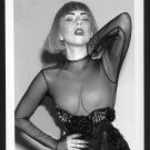 LADY GAGA TOPLESS NUDE HUGE HEAVY BREASTS SEE-THRU BLOUSE 5X7