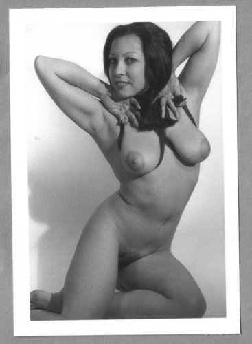 JUNE PALMER TOTALLY NUDE NEW REPRINT PHOTO 5X7 #3