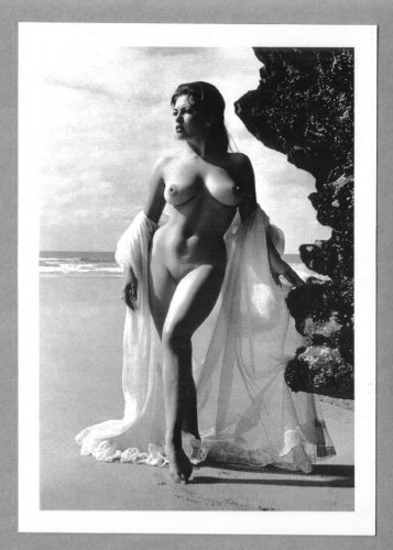 JUNE PALMER TOTALLY NUDE NEW REPRINT PHOTO 5X7 #59