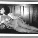 JUNE PALMER TOTALLY NUDE NEW REPRINT PHOTO 5X7 #119