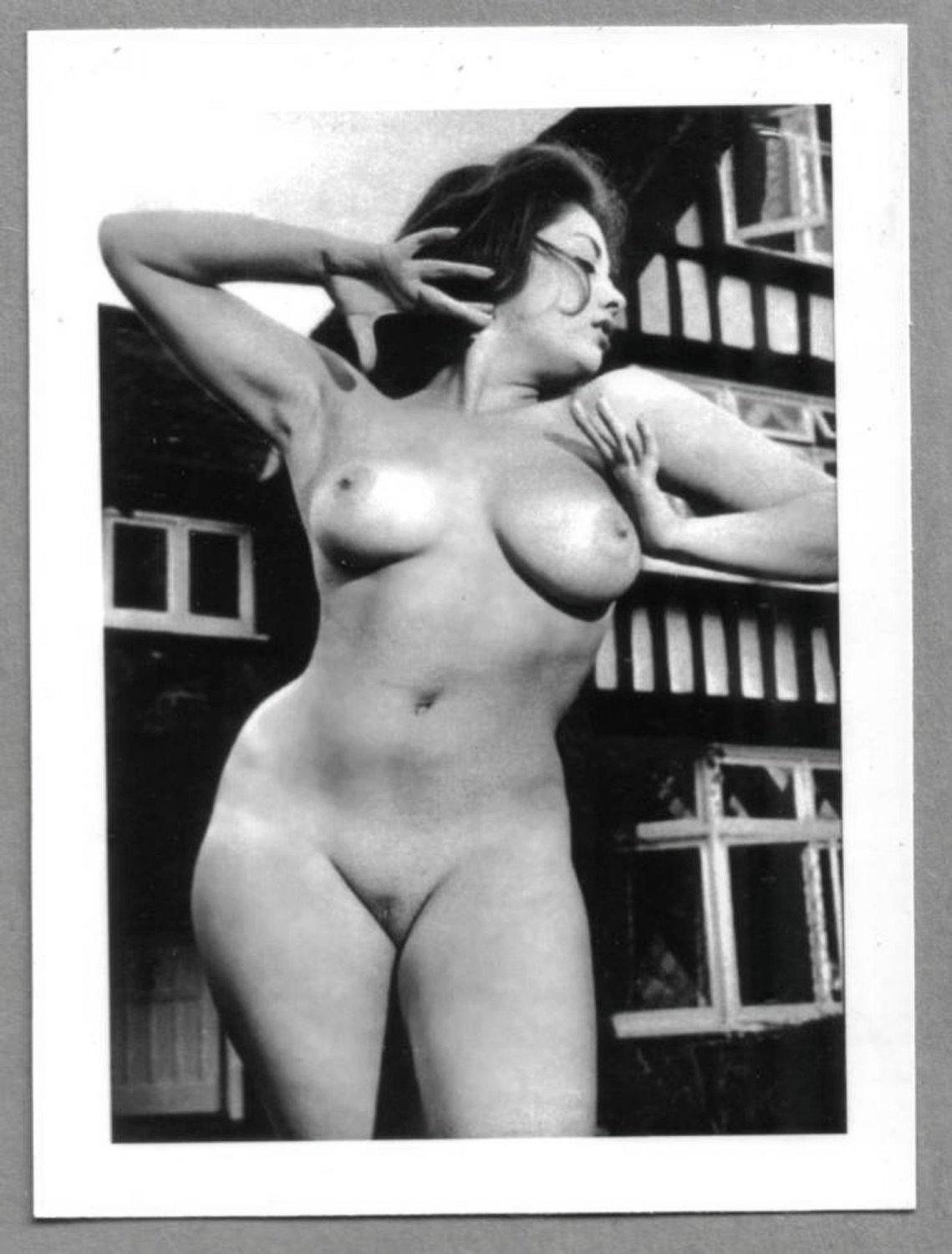 JUNE PALMER TOTALLY NUDE NEW REPRINT PHOTO 5X7 #190
