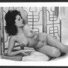 JUNE PALMER TOTALLY NUDE NEW REPRINT PHOTO 5X7 #204