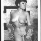 JUNE PALMER TOTALLY NUDE NEW REPRINT PHOTO 5X7 #230