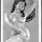 JUNE PALMER TOTALLY NUDE NEW REPRINT PHOTO 5X7 #368
