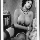 JUNE PALMER TOPLESS NUDE NEW REPRINT PHOTO 5X7 #365