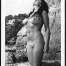 JUNE PALMER TOTALLY NUDE NEW REPRINT PHOTO 5X7 #347