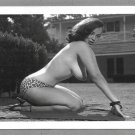 BONNIE LOGAN TOPLESS NUDE HUGE BREASTS NEW REPRINT 5 X 7 #12