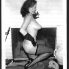 BONNIE LOGAN TOPLESS NUDE HUGE BREASTS NEW REPRINT 5 X 7 #69