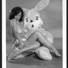 BONNIE LOGAN TOPLESS NUDE HUGE BREASTS NEW REPRINT 5 X 7 #74