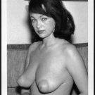 BONNIE LOGAN TOPLESS NUDE HUGE BREASTS NEW REPRINT 5 X 7 #110