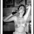 BONNIE LOGAN TOPLESS NUDE HUGE BREASTS NEW REPRINT 5 X 7 #124