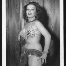 STRIPPER BLAZE STARR BUSTY BOSOMY COSTUME POSE NEW REPRINT 5 X 7 #18
