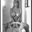 ACTRESS DYANNE THORNE TOTALLY NUDE NEW REPRINT PHOTO 5X7   DT-4
