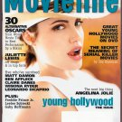 ANGELINA JOLIE MOVIELINE MAGAZINE MARCH 1999