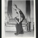 MODEL LILLY B. VINTAGE ORIGINAL IRVING KLAW PHOTO 4X5 #7