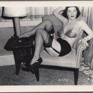 BUSTY ARLENE MAVER VINTAGE IRVING KLAW PHOTO 4X5 #2136