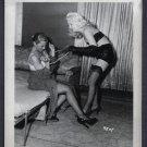 BLONDE FETISH BONDAGE MODELS VINTAGE ORIGINAL IRVING KLAW PHOTO 4X5 #9507