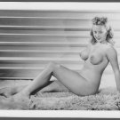 ACTRESS JOAN BLONDELL TOPLESS NUDE NEW REPRINT  5X7    JB-29