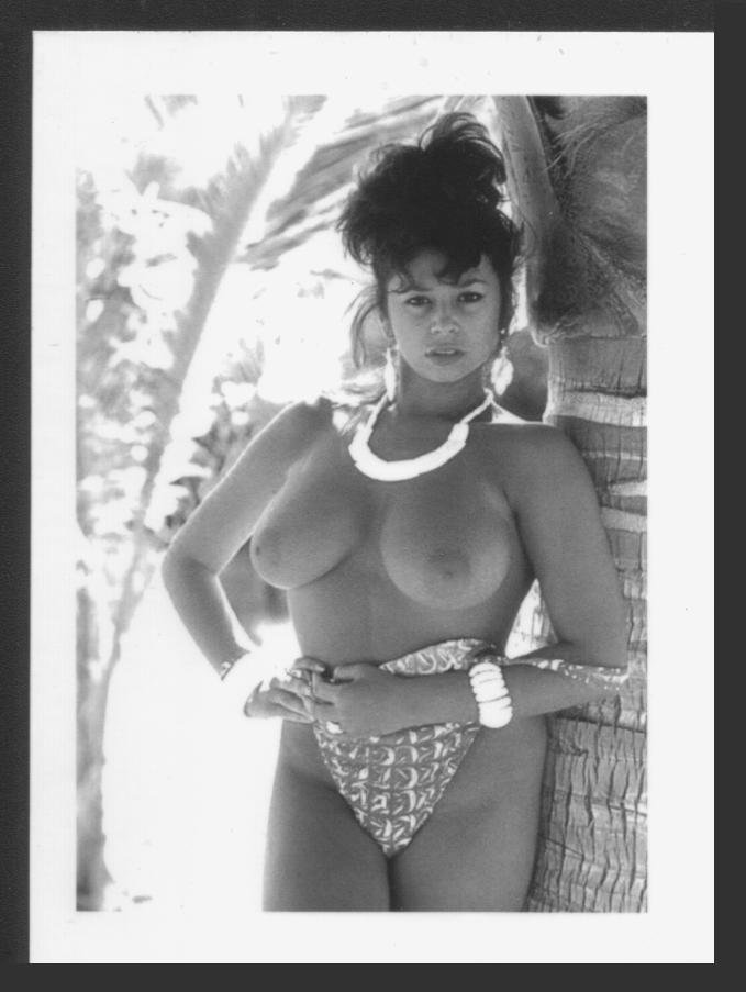 MARIA WHITTAKER TOPLESS NUDE BREASTS NEW REPRINT 5X7  #6