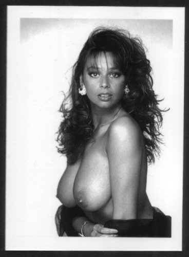 MARIA WHITTAKER TOPLESS HUGE NUDE BREASTS NEW REPRINT 5X7  #4