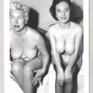 MARGE MELLOR TOPLESS HUGE NUDE BREASTS NEW REPRINT 5X7  #5