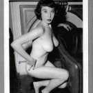 MARGE MELLOR TOPLESS HUGE NUDE BREASTS NEW REPRINT 5X7  #10