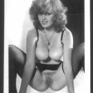 LISA DELEEUW TOPLESS NUDE REPRINT PHOTO 5X7 LD7
