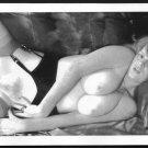 LISA DELEEUW TOPLESS NUDE REPRINT PHOTO 5X7 LD14