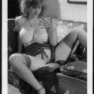 LISA DELEEUW TOPLESS NUDE REPRINT PHOTO 5X7 LD85