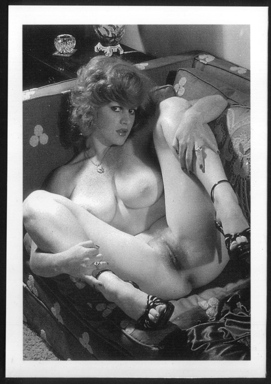 Lisa De Leeuw Vintage Hairy Pics