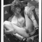 LISA DELEEUW TOPLESS NUDE REPRINT PHOTO 5X7 LD87
