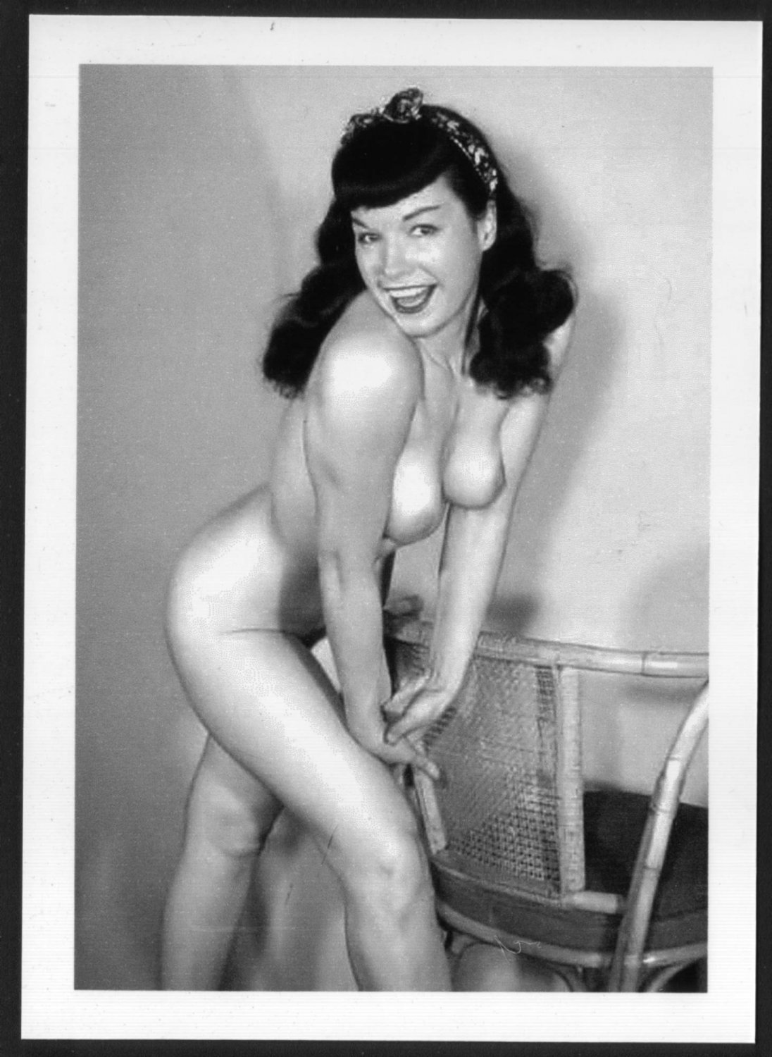 Betty page pussy