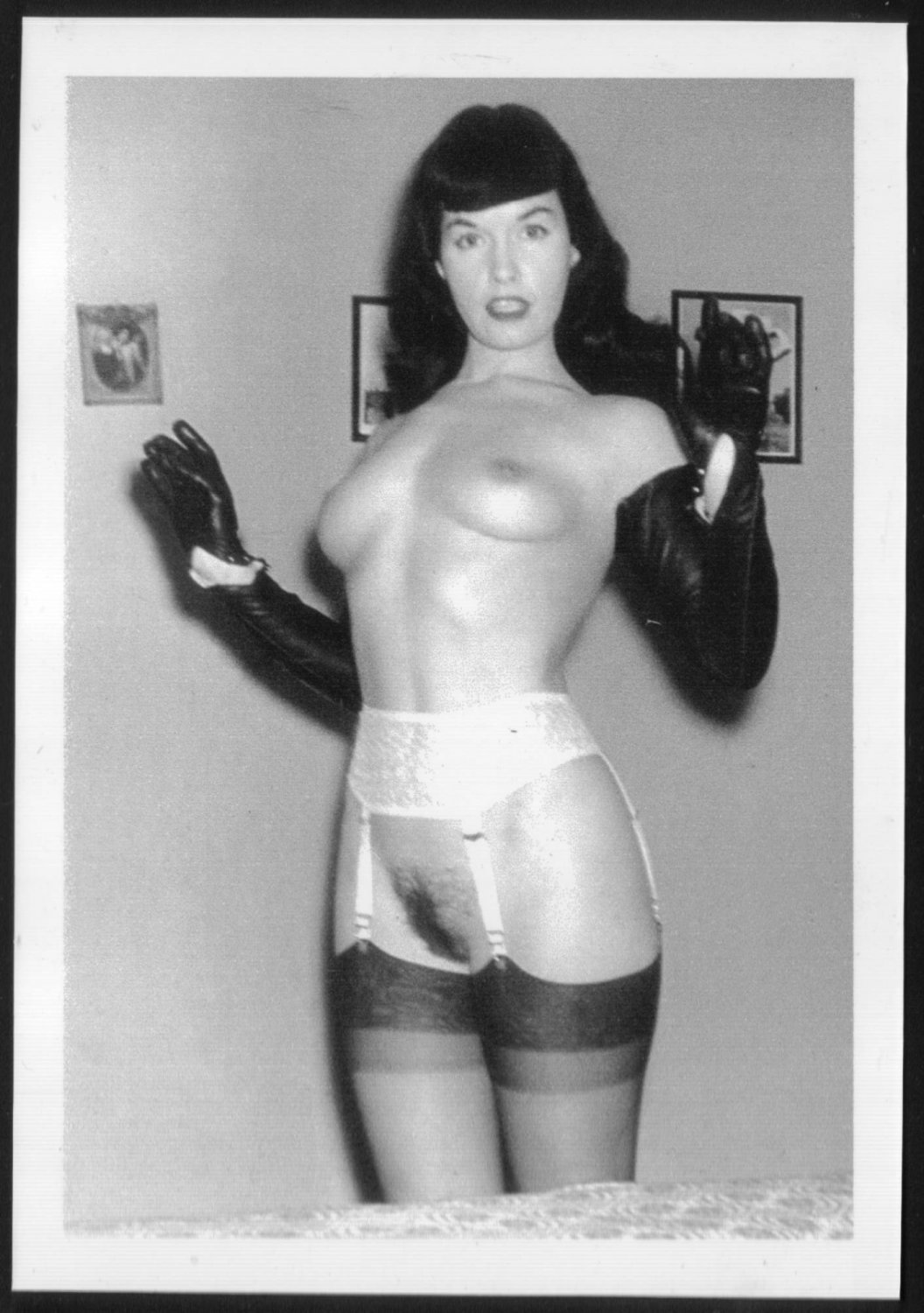 Young sexy betty page hardcore naked sex video
