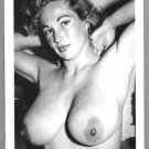 VIRGINIA BELL TOPLESS NUDE HUGE BREASTS NEW REPRINT 5 X 7 #16