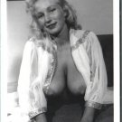 VIRGINIA BELL TOPLESS NUDE HUGE BREASTS NEW REPRINT 5 X 7 #50