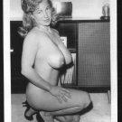 VIRGINIA BELL TOPLESS NUDE HUGE BREASTS NEW REPRINT 5 X 7 #70