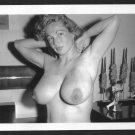 VIRGINIA BELL TOPLESS NUDE HUGE BREASTS NEW REPRINT 5 X 7 #99