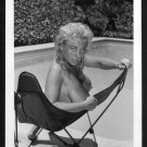 VIRGINIA BELL TOPLESS NUDE HUGE BREASTS NEW REPRINT 5 X 7 #109
