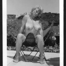 VIRGINIA BELL TOPLESS NUDE HUGE BREASTS NEW REPRINT 5 X 7 #112