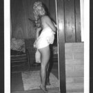 VIRGINIA BELL BUSTY WRAPPED IN TOWEL POSE NEW REPRINT 5 X 7 #125